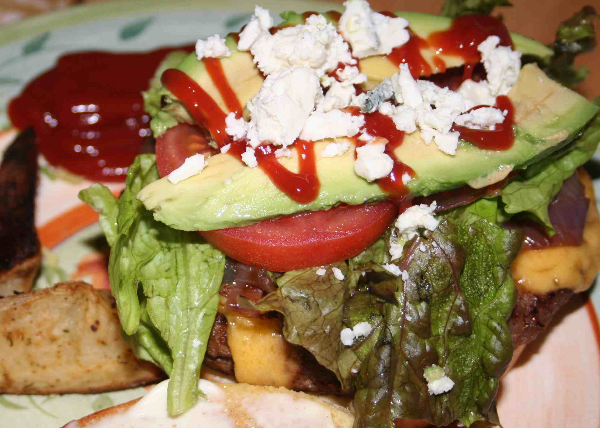 best backyard burgers good food health